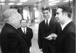 Aco Sopov et Branko Copic
