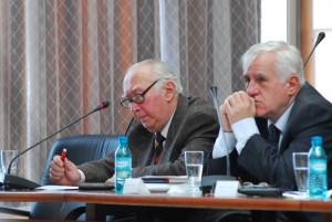 V. Urosevic et L. Starova © Aco Sopov - Poesis