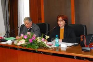 Slavica Srbinovska et Bernard Mouralis (site Aco Sopov)