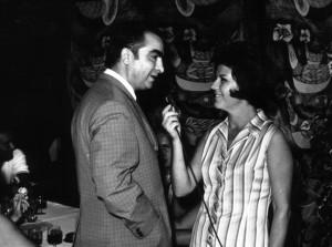 Aco Sopov i Branka Stankovska, 1969.