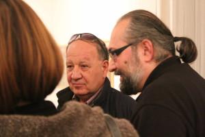 Nikolai Stojanov et Roman Kissiov