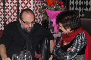 Roman Kissiov et Jasmina Šopova