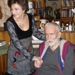 Ljubomir Levčev et Jasmina Šopova