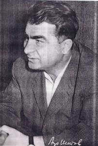 Aco Šopov en los años 1960