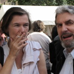 Ariane Bailey, iconographe, et Gerald Gaillard, anthropologue.
