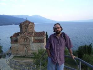 Роман Кисиов в Охриде