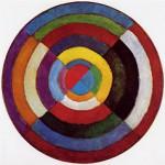 """""""Disque simultané"""", de Robert Delaunay"""