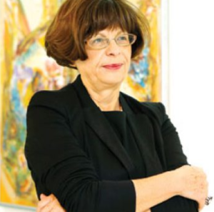 Катица Ќулавкова, македонска писателка, есеистка и литературен критичар